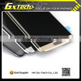 DHL shipping for Samsung Galaxy S7 edge lcd display panel with touch