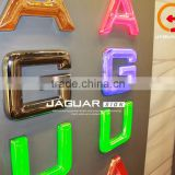3d led lighted plastic vaccum forming acrylic letter sign Sichuan                                                                                                         Supplier's Choice