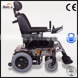 Foldable Heavy Duty Electric Wheelchair for Handicaped