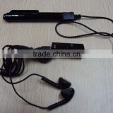 Digital Voice Recorder Pen,Pen Type Voice Recorder with MP3 function,meeting recorder pen