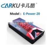 Carku best selling products car accessory portable car charger and mobile power supply for car