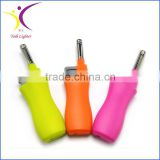 Bright color portable BBQ lighter for wholesale