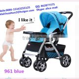 wholesale cheap Xiao A Long colorful Baby Stroller/Baby buggy/ Baby Pram/ Baby walker