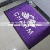 Custom Door Mat, Nylon Printed Garage Mat,foot mat entrance mats                                                                         Quality Choice