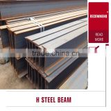 Hot rolled structural steel h bar H Beams Universal Column H beam bars