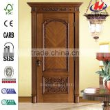 JHK- 002 Sal Price Antique Chinese Wooden Teak Frame Interior Door