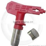 red yelllow blue black grey Airless Gun spray nozzle Tip 311 313 315 411 415 413 517 519 525 523 Reversible Spray Gun Tip