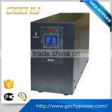 BE 2KVA 1400w Smart LCD Online UPS Pure Sine Wave battery Line Interactive industrial Power Supply/UPS