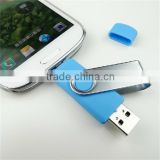 Factory Price High Quality Real Capacity Promotional 2 in 1 OTG USB Stick Flash Drive For All Android Smartphones