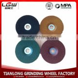 S272 Silicon carbide abrasive flexible grinding wheel