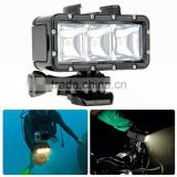40M scuba diving light and video underwater lamps for underwater photography