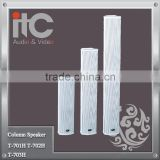 "ITC T-701H Series 60W 3.5"" x6 Alumina IPx6 Outdoor Column Speaker PA"
