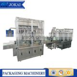 automatic filling and capping machine production line for olive oil, liquid, water,Beverage, Chemical, Food, Medical,