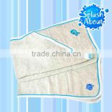 Wholesale manufacturer comfortable Splash About Bamboo Cotton baby made in taiwan Apres Splash Towel