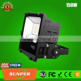 Replacement metal halide flood light high power outdoor led basketball court flood lights