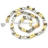 Wholesales Magnetic Stainless Steel Chain Necklace Fashion Jewelry