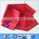 cheap wholesale red laser cut felt snowflake christmas table runner                                                                                                         Supplier's Choice