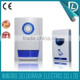 Full stock electronic no battery wireless door chime