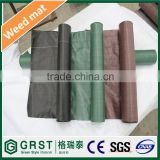 Agricultural ,greenhouse and garden use virgin material China PP weed control fabric/weed mat