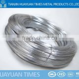 0.15mm to 6mm high quality low carbon soft electro zinc coated/ galvanized iron wire from Factory