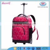cheap wheeled book bag backpack rucksack for wheel                                                                                                         Supplier's Choice