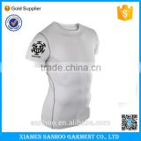 B2B Online Shopping Wholesale Clothing All Kinds Sports T Shirt, Gym Wear Fitness Private Label T Shirt Packaging