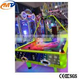 2016 4 players air hockey table for sale / coin operated lottery redemption game machine for kids