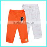 Hot selling kids clothes 100% cotton adult baby pants manufacturer from China