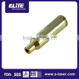 2014 China wholesale 100% brass housing and gold-plated laser sight for rifles,hunting green laser sight
