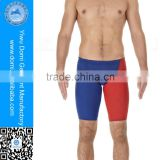 China new style swim jammer swimming trunks for men