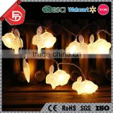 TZFEITIAN OEM ODM welcome battery operated plastic rabbit led copper string light