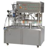 Ice cream stand spout pouch filling and capping machine with date printer CE certificate factory price