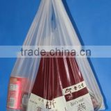 100% cornstarch biodegradable and compostable plastic bags, BRC supplier of McDonalds bags