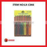 factory supply 7pcs nut driver set