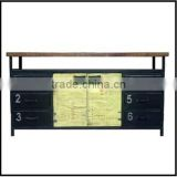 Industrial Buffets and Sideboards, Industrial furniture Sideboard with Drawer