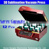 Sublimation Vacuum Press Price,3D Sublimation Vacuum Heat transfer Press Equipment Manufacturer