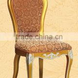 hot sale brown fabric banquet chair for star hotel