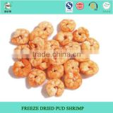 Bulk freeze dried shrimp for instant noodle