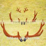 deer artificial animals antlers plastic animals horn antlers