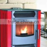 Advanced CE Pellet Stove With Remote Control