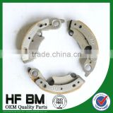 T125 Motorcycle Brake Lining HF BM, High Quality 125cc Motorcycle Clutch Shoe Factory Direct Sell