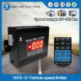 Mechanical or electronic heavy truck and bus speed governor
