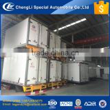 CLW professional high quality 6 cbm to 80 cbm insulation freezer box with different size for freezer trucks insulation trucks