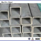 Q195 Mild Carbon Square Welded Galvanized Steel Tube Manufacturer for greenhouse