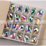 Inquiry About teardrop crystal sew on crystal AB rhinestones diamonds beads SW for wedding dress
