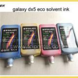 Dx4 Dx5 Dx7 Printer Head Galaxy Eco Solvent Ink Popular