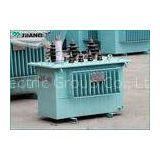 Oil Cooled 11kv to 415v Oil Immersed Power Transformer 800kva short circuit resistance