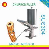 3.2L jam filling machine spain nutella dispenser churro filler