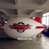 High Quality 4m Length Advertising Helium Balloons Inflatable Blimp with Printing Logo for Advertisement