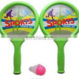 Funny soprt toy beach racket toy for kids